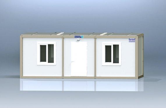 maison container mali