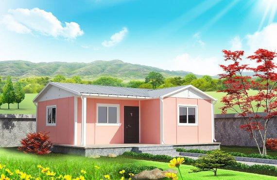 Maison Préfabriquée 49 m²