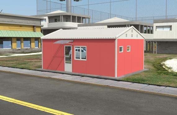 Bureau Préfabriqué 40 m²