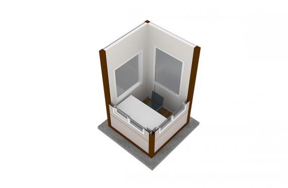Cabine Moderne 150x150
