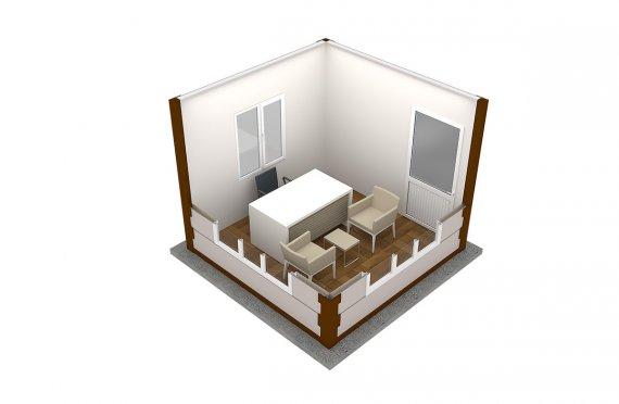 Cabine Moderne 300x300