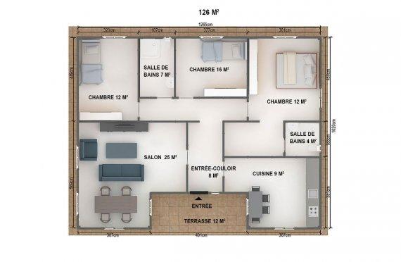 plan de construire une maison