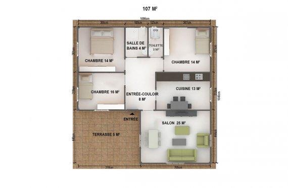 plan de logement social