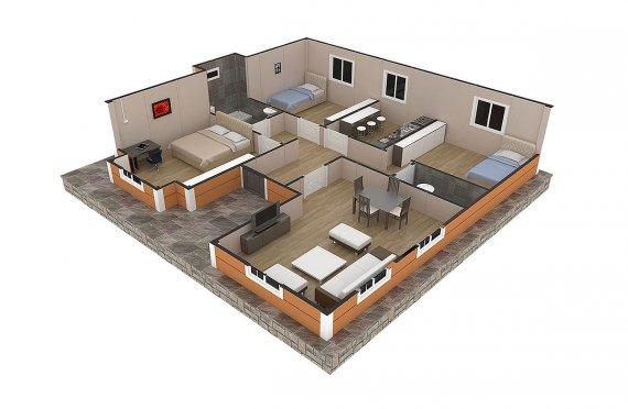 plan gratuit de construction maison