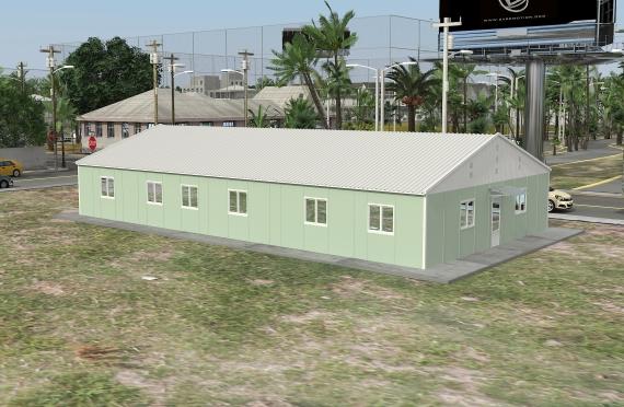 Bureau Préfabriqué 246 m²