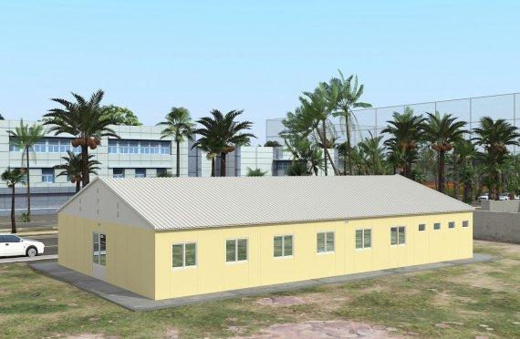 Dortoir Modulaire 232 m²