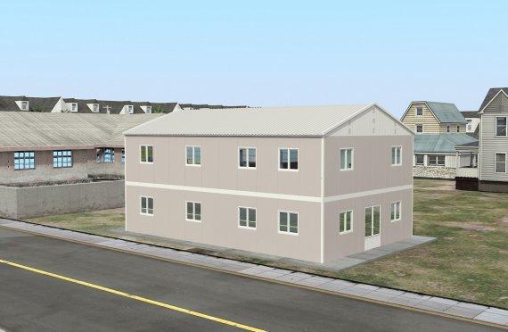 Réfectoire Modulaire 250 m²