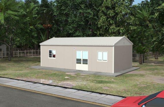 Réfectoire Modulaire 53 m²