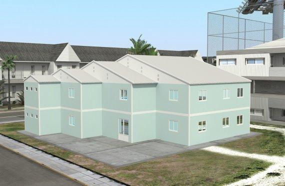 Ecole Modulaire 508 m²