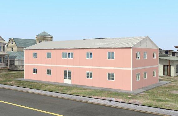 Ecole Modulaire 480 m²