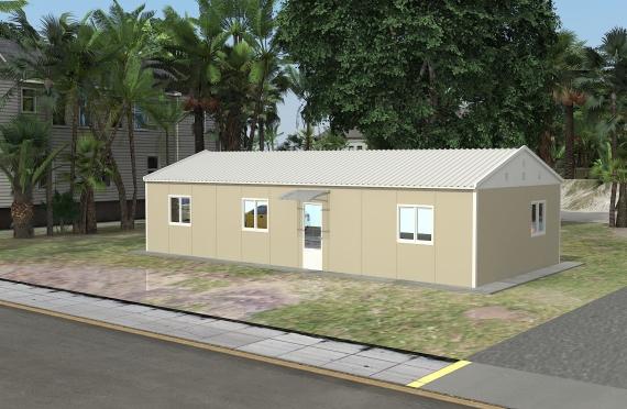 Bureau Préfabriqué 90 m²