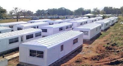 Les Camps Karmod au Nigeria pour les Casques bleus de l'ONU