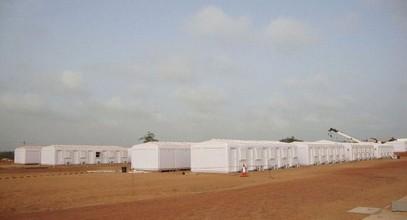 Karmod a achevé un camp d'ouvriers de 250 personnes en Somalie