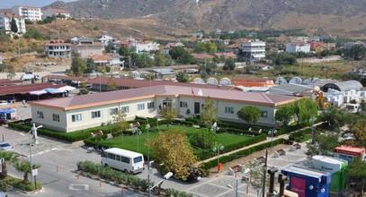 Le bâtiment de l'administration municipale préfabriqué est achevé