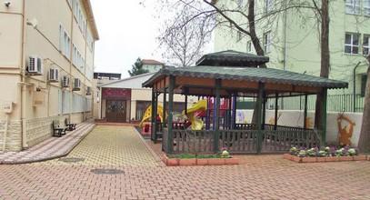 Karmod a fait une école préfabriquée à Bursa