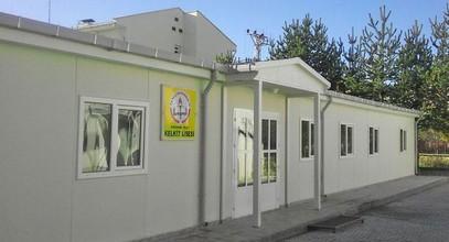 Deux écoles de Karmod à Gümüşhane