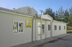 école modulaire prefabriqué