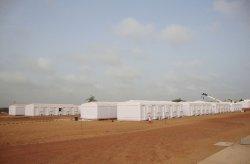 camp de travailleurs Somalie