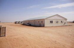 complexe de chantier Algérie