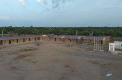 construction champ militaire