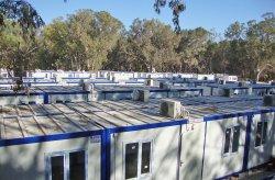 conteneurs de chantier Libye