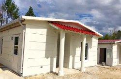 Karmod termine un projet de maisons en acier au Panama