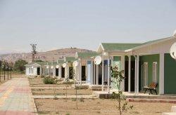 Maisons préfabriquées sociaux