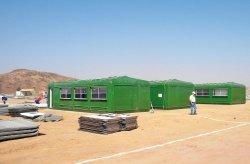 militaire campement