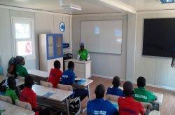 modular école project Nigeria