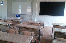 modular école project turkey