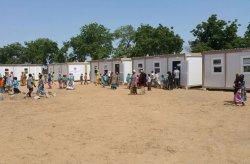 Nigeria modular école project