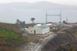 proje centrale électrique Balikesir