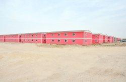 Projet de logements préfabriqués à Bagdad en Irak