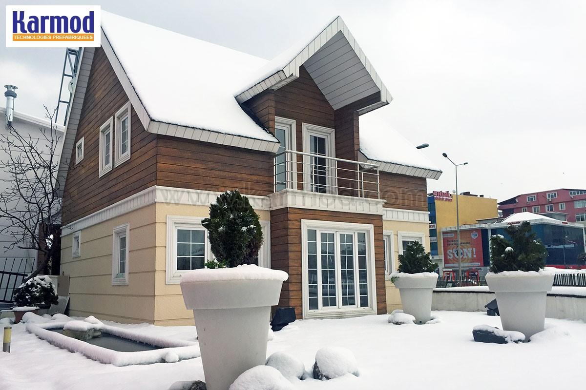 maison duplex constructeur maison modulaire maison duplex moderne. Black Bedroom Furniture Sets. Home Design Ideas