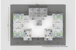 bureau modulaire plans
