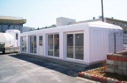 cabine sanitaire préfabriquée