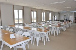 cafeteria modulaire