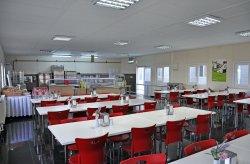 cafeteria préfabriqué