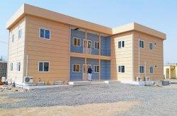 construction modulaire Afrique