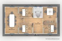 construction modulaire bois prix plans