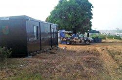 conteneur camp militaire