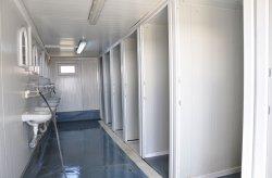 interieur d douche container