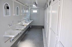 interieur d wc container