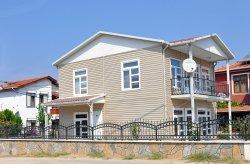 maison préfabriquée guinée