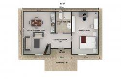 plan de construction maison congo brazzaville