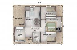 plan de construction maison madagascar