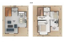 plan de logement sociaux diamniadio