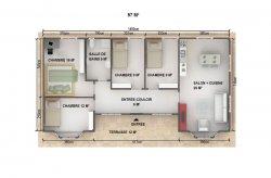 plan de logements sociaux au cameroun
