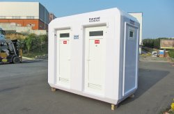 toilettes portable