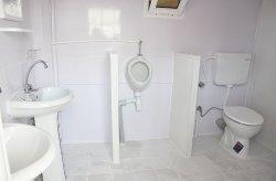 wc de cabine